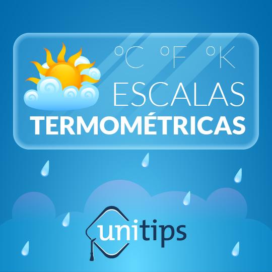 Contenido de examen UNAM: escalas termométricas