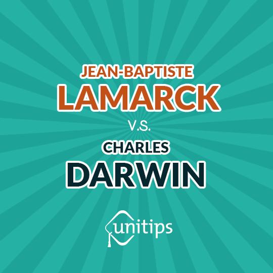 Contenido de examen UNAM: Lamarck vs Darwin