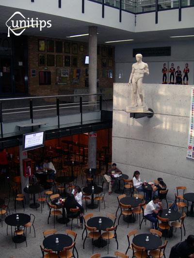 Lugares de la UNAM que debes conocer: La cafetería de arqui