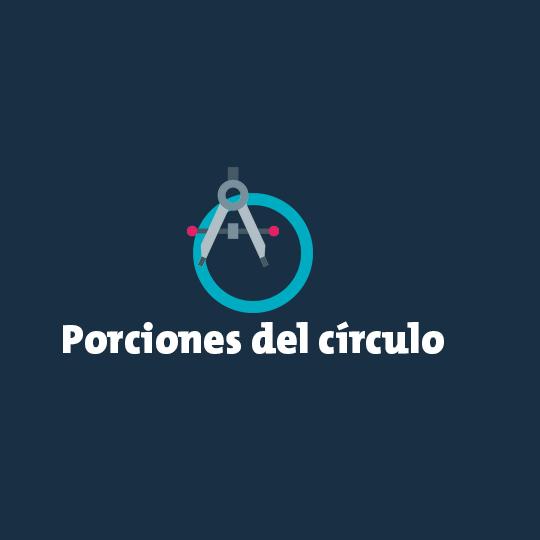 Porciones del círculo