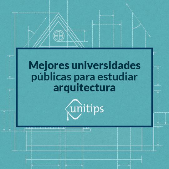 Top 5: Las universidades para estudiar Arquitectura