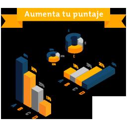 Realiza un examen diagnóstico de manera gratuita, que te ayudará a saber cuantos aciertos tendrás en el examen UNAM